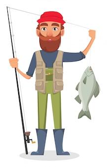 Personaggio dei cartoni animati di fisher