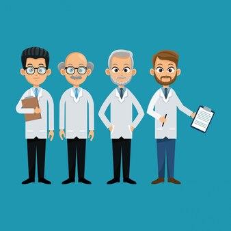 Personale medico di gruppo