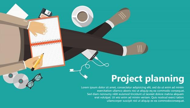 Pianificazione del progetto