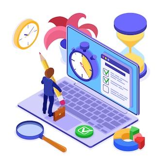 Pianificazione della gestione del tempo di pianificazione
