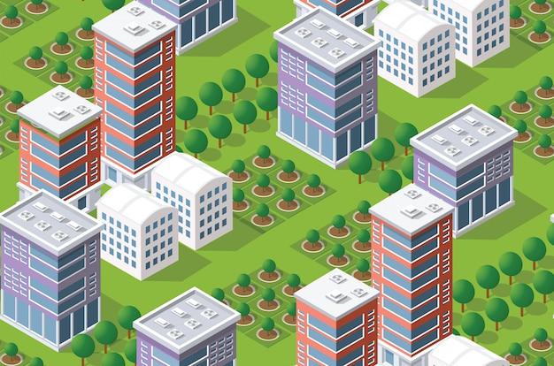 Piano urbano modello senza soluzione di continuità