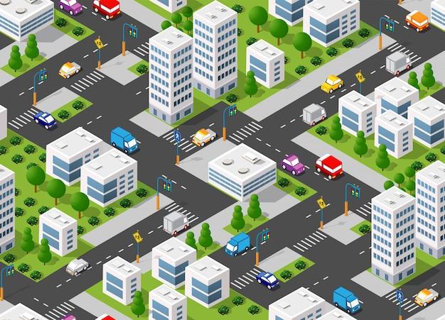 Piano urbano senza soluzione di continuità