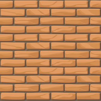 Pietre senza giunte di struttura del muro di mattoni