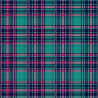 Plaid seamless pattern di sfondo