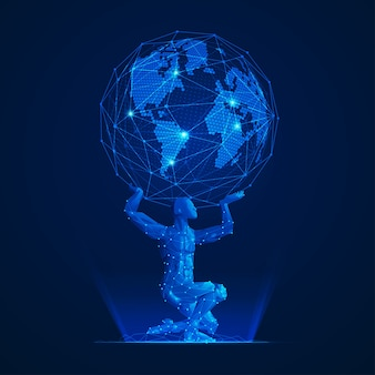 Portare il mondo