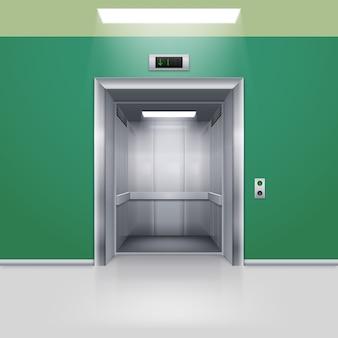 Porte dell'ascensore