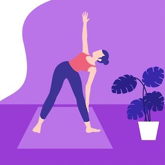 Pose di yoga