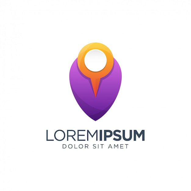 Posiziona modello logo