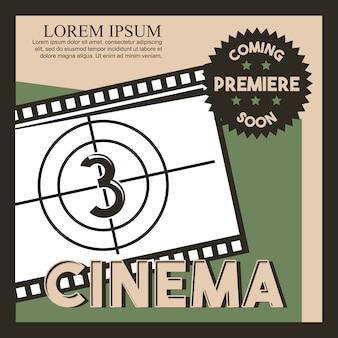 Poster del cinema