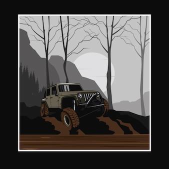 Poster di avventura