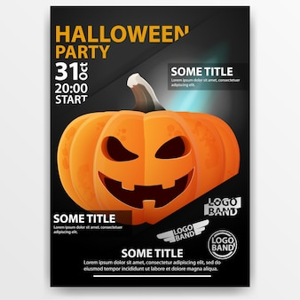 Poster di halloween