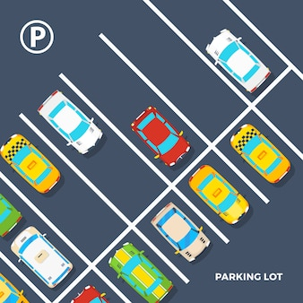 Poster di parcheggio