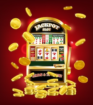 Poster di slot machine
