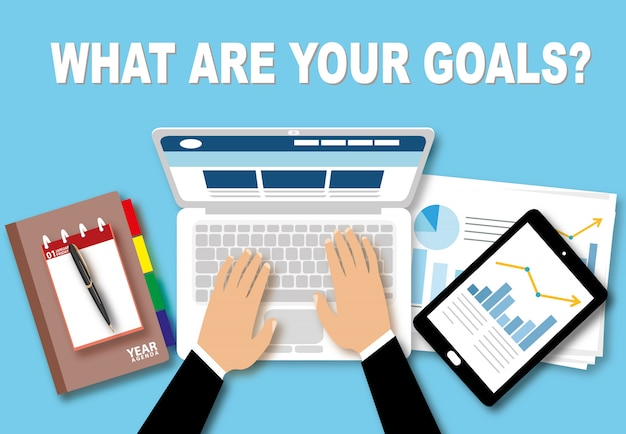 Posto di lavoro con l'elettrodomestico quali sono i tuoi obiettivi