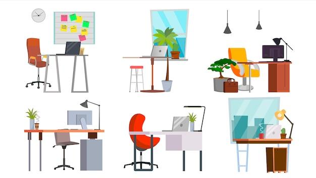 Posto di lavoro in ufficio