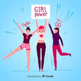 Potere della ragazza