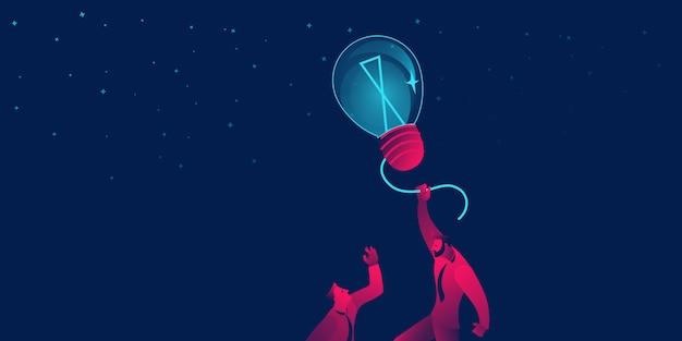 Potere di soluzione, concetto di business idea