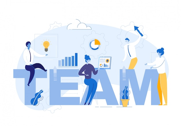 Presentazione del team e raccomandazione del personale dell'azienda
