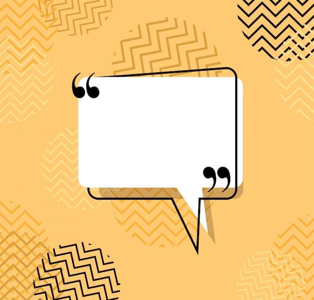 Preventivo bolla di comunicazione