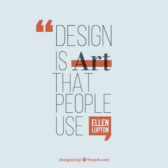 Preventivo di design grafico in stile piatto