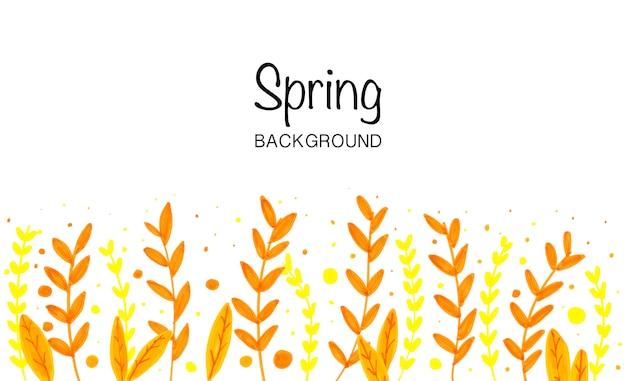 Primavera gialla