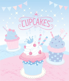 Principessa cupcakes