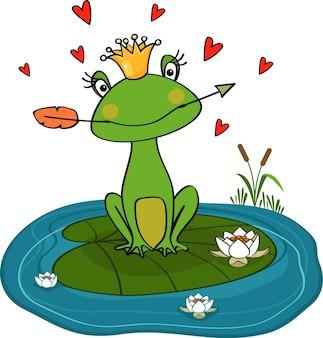 Principessa della rana