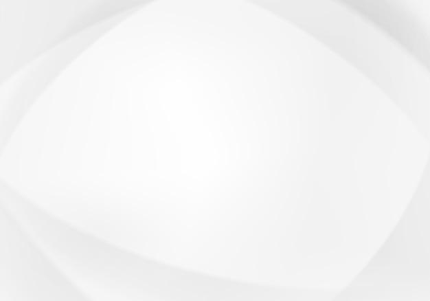 Priorità bassa bianca astratta, illustrazione di vettore