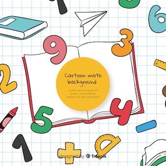 Priorità bassa degli elementi di matematica del fumetto