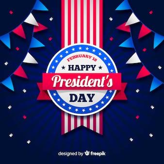 Priorità bassa del giorno del presidente