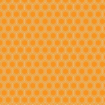 Priorità bassa del modello del honeycomb