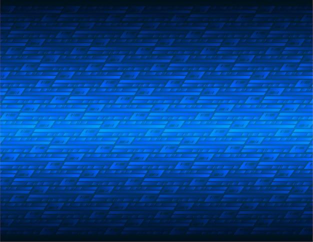 Priorità bassa dello schermo del cinema blu led