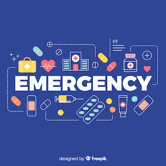 Priorità bassa di concetto di parola di emergenza