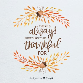 Priorità bassa di giorno del ringraziamento disegnata a mano variopinta