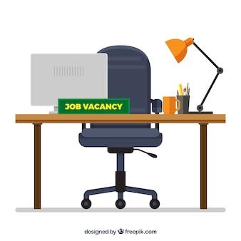 Priorità bassa di vacanza di lavoro in stile piano