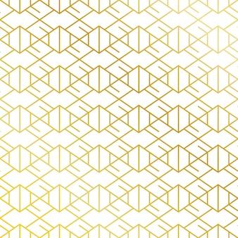 Priorità bassa dorata del rhombus