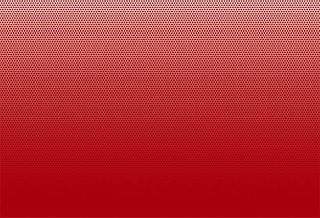 Priorità bassa febrica rossa astratta di struttura