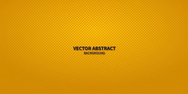 Priorità bassa gialla moderna di struttura della griglia dell'altoparlante