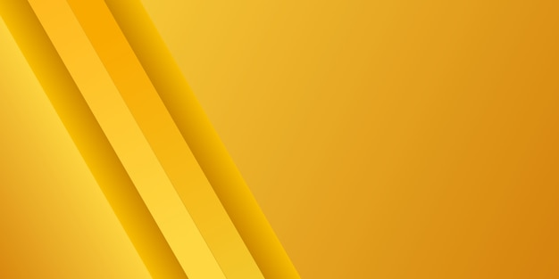 Priorità bassa gialla variopinta di gradiente moderno astratto