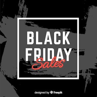 Priorità bassa macchiata di vendita venerdì nero