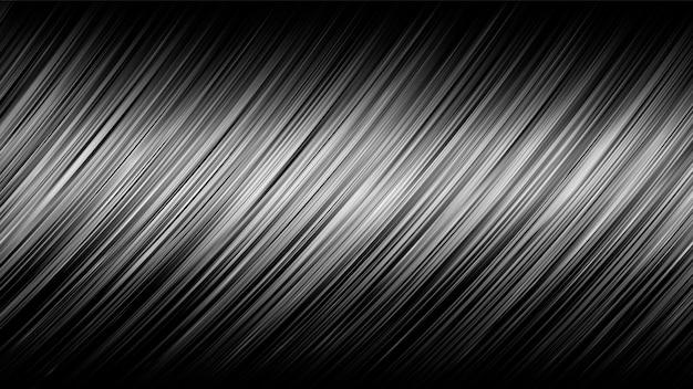 Priorità bassa nera astratta con le righe per il disegno. eps10