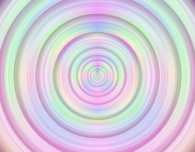 Priorità bassa vibrante astratta multicolore del cerchio