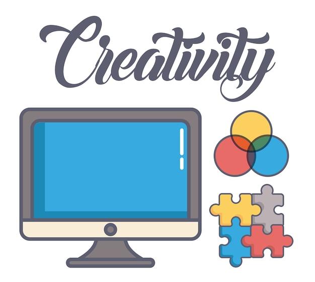 Processo di creatività