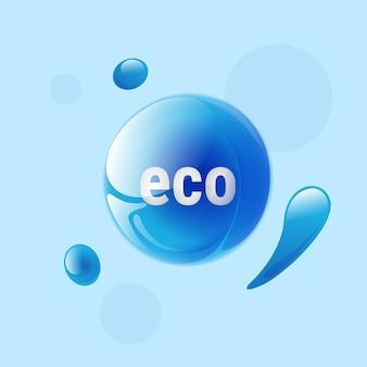 Prodotto naturale organico ecologico