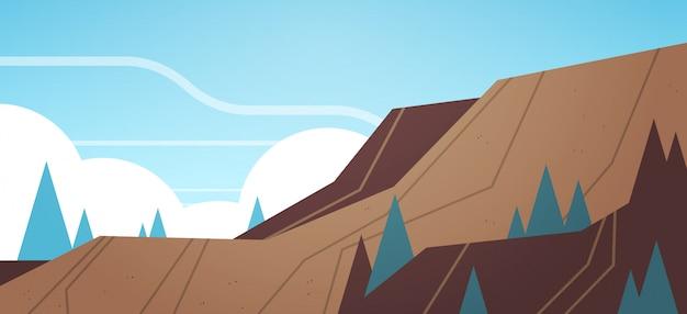 Produzione mineraria industriale di cava di pietra a cielo aperto