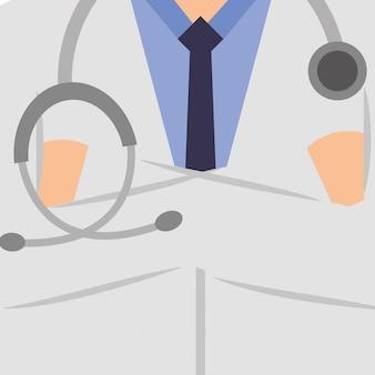 Professione medica di persone