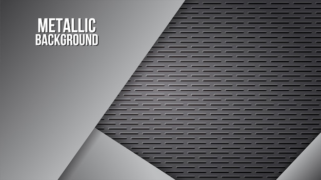 Progettazione astratta dei piatti d'acciaio di alluminio di struttura del fondo del metallo
