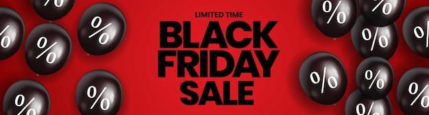 Progettazione del concetto di vendita del black friday