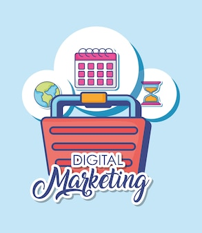 Progettazione del marketing digitale