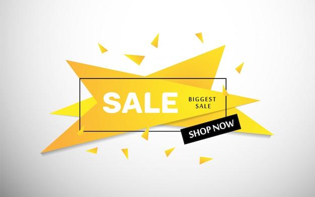 Progettazione del modello dell'insegna di vendita